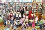 Uroczyste zakończenie ferii i otwarcie wystawy prac dzieci
