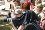 XIX Festiwal Słowian i Wikingów - dokumentowanie bitwy przy 33  stopniach Celsjusza