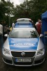 Policyjne świętowanie w Międzyzdrojach