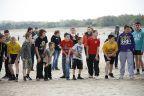 Jubileuszowy Bieg Konstytucji ...na plaży