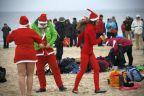 Inwazja morsujących Mikołajów