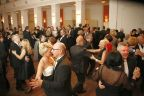 Rotarianie i przedsiębiorcy na balu