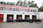 Otwarcie siedziby Państwowej Straży Pożarnej na Warszowie